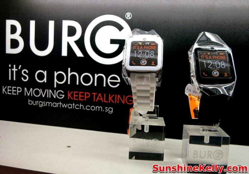 Burg Smart Watch Phone, Burg Smart Watch Phone in Malaysia, smartphone watch
