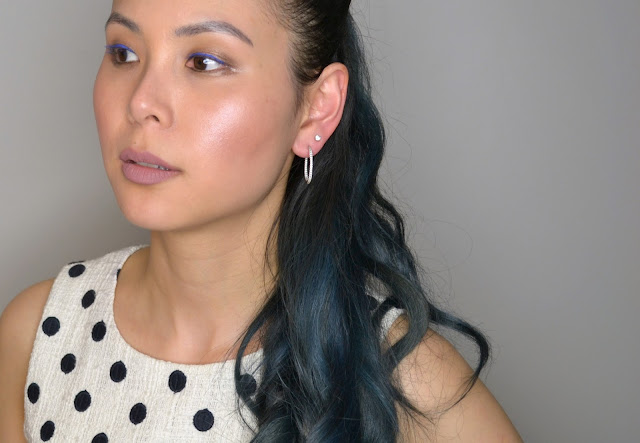 Aveda Civello Blue Hair