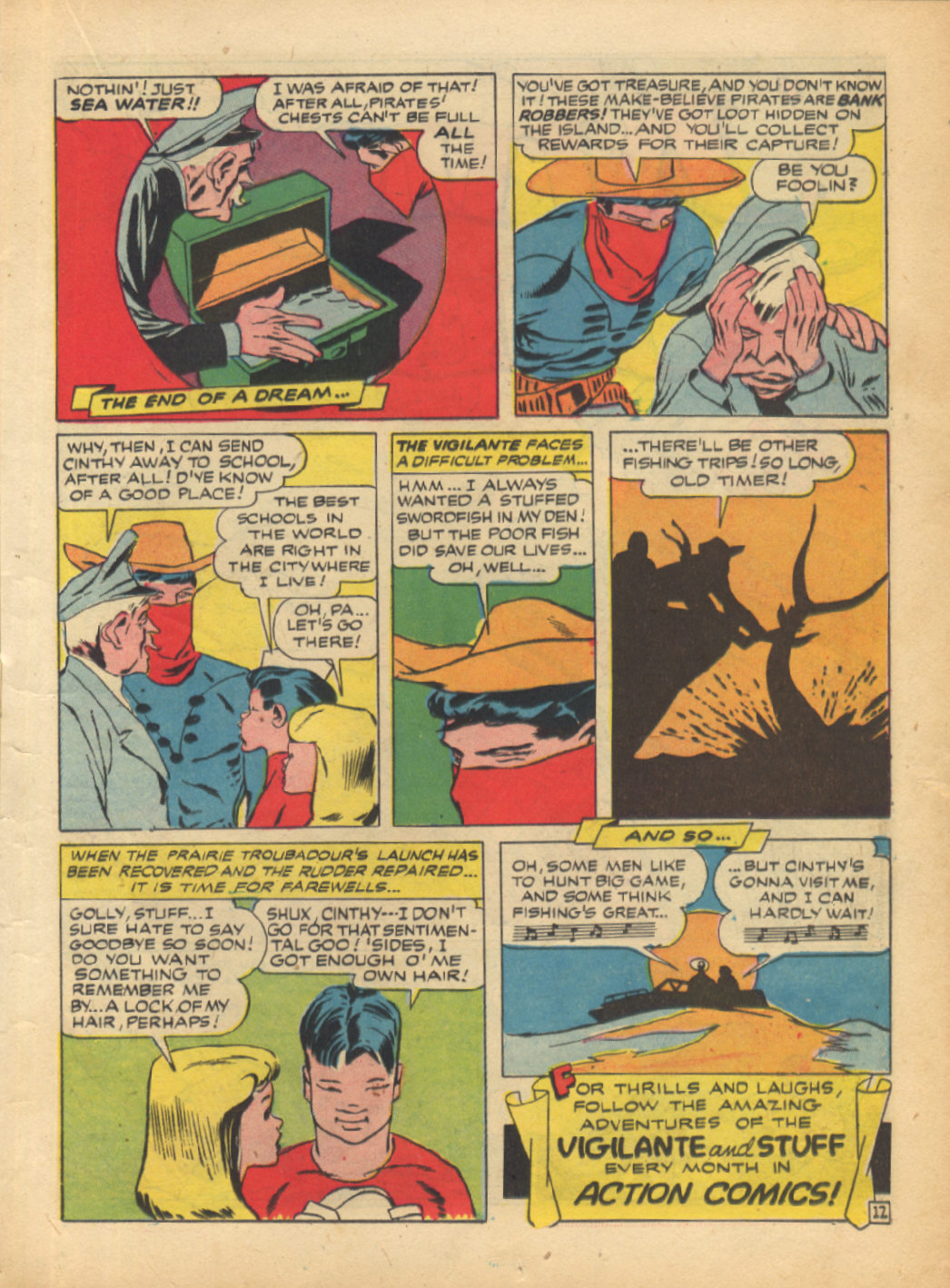 Read online Action Comics (1938) comic -  Issue #64 - 27