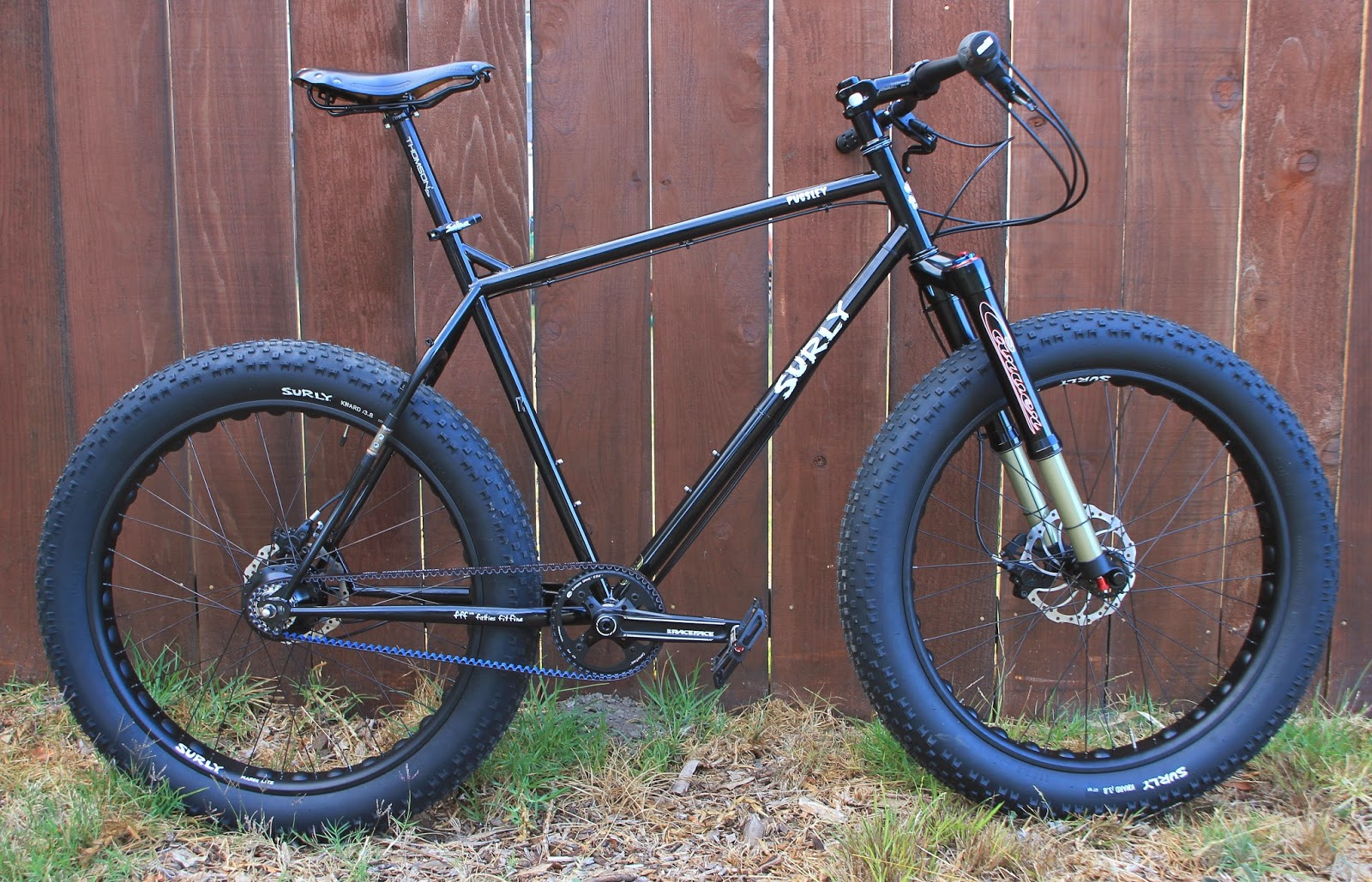 c1329908382 Fatbikes are known for their wide tires' ability to provide grip and  traction in just about all trail conditions. We've built many of these bikes  with ...