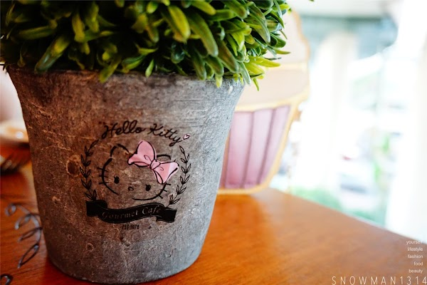 Hello Kitty Gourmet Cafe @ Sunway Pyramid