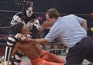 WCW SuperBrawl VIII (1998) - La Parka vs. Disco Inferno