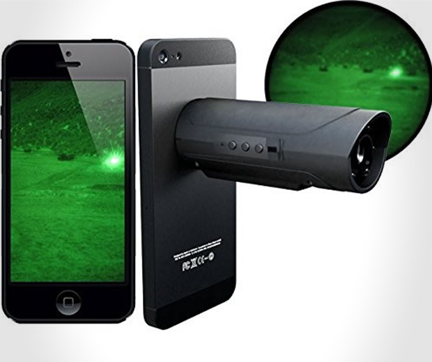 Snooperscope Night Vision Smartphone Scope