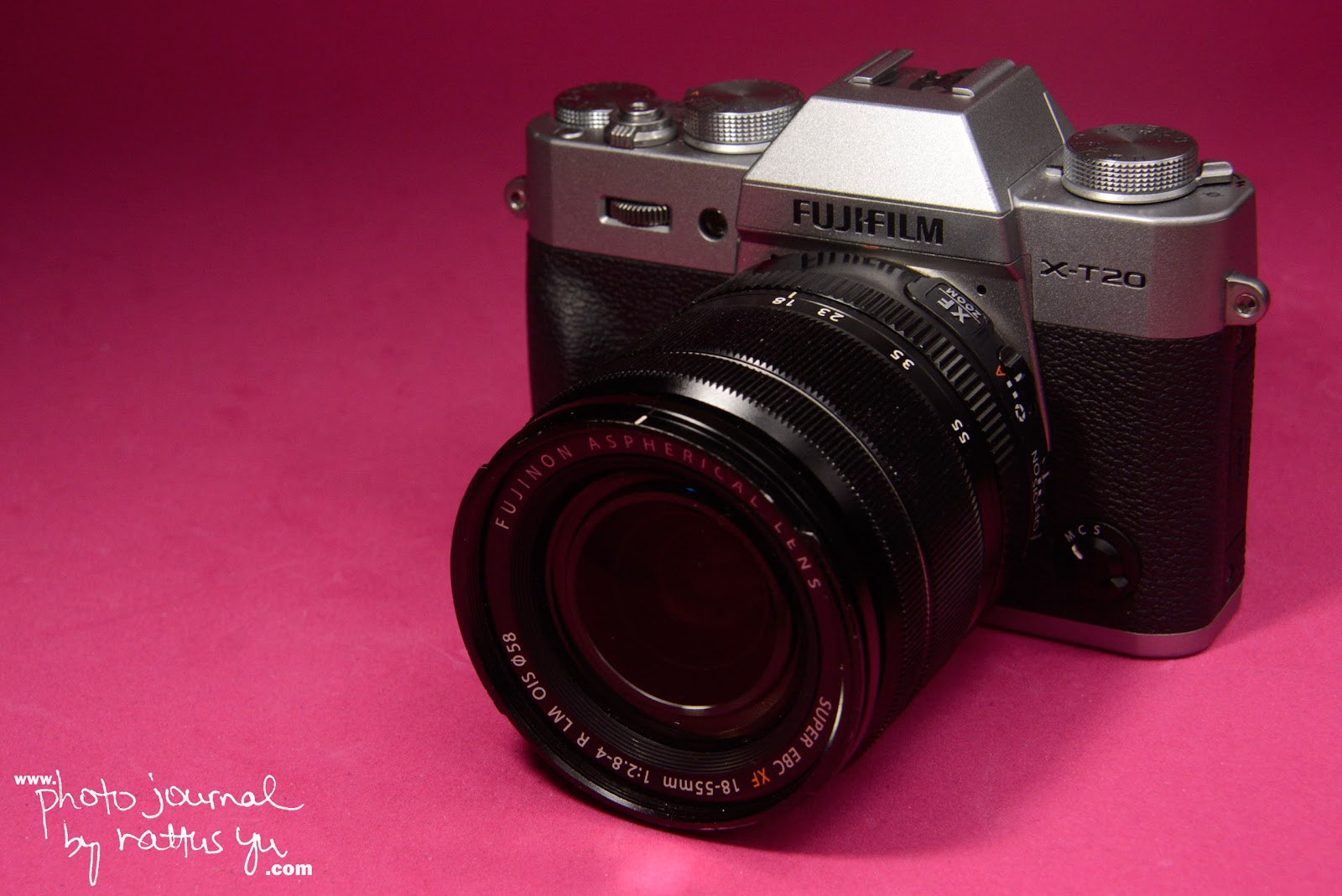 FUJINON Super EBC XF 18-55mm f/2.8-4 R LM OIS