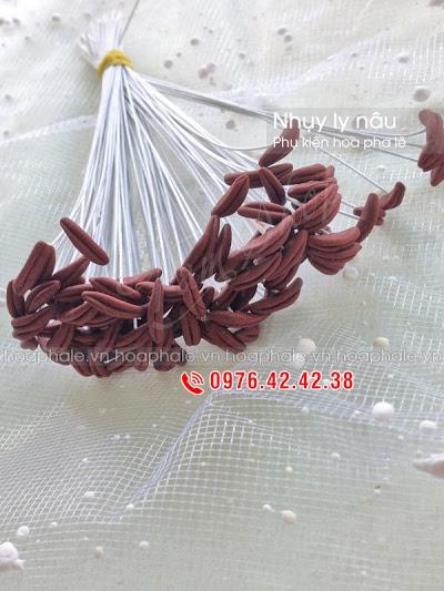 Nguyen lieu hoa pha lê tại Quan Hoa
