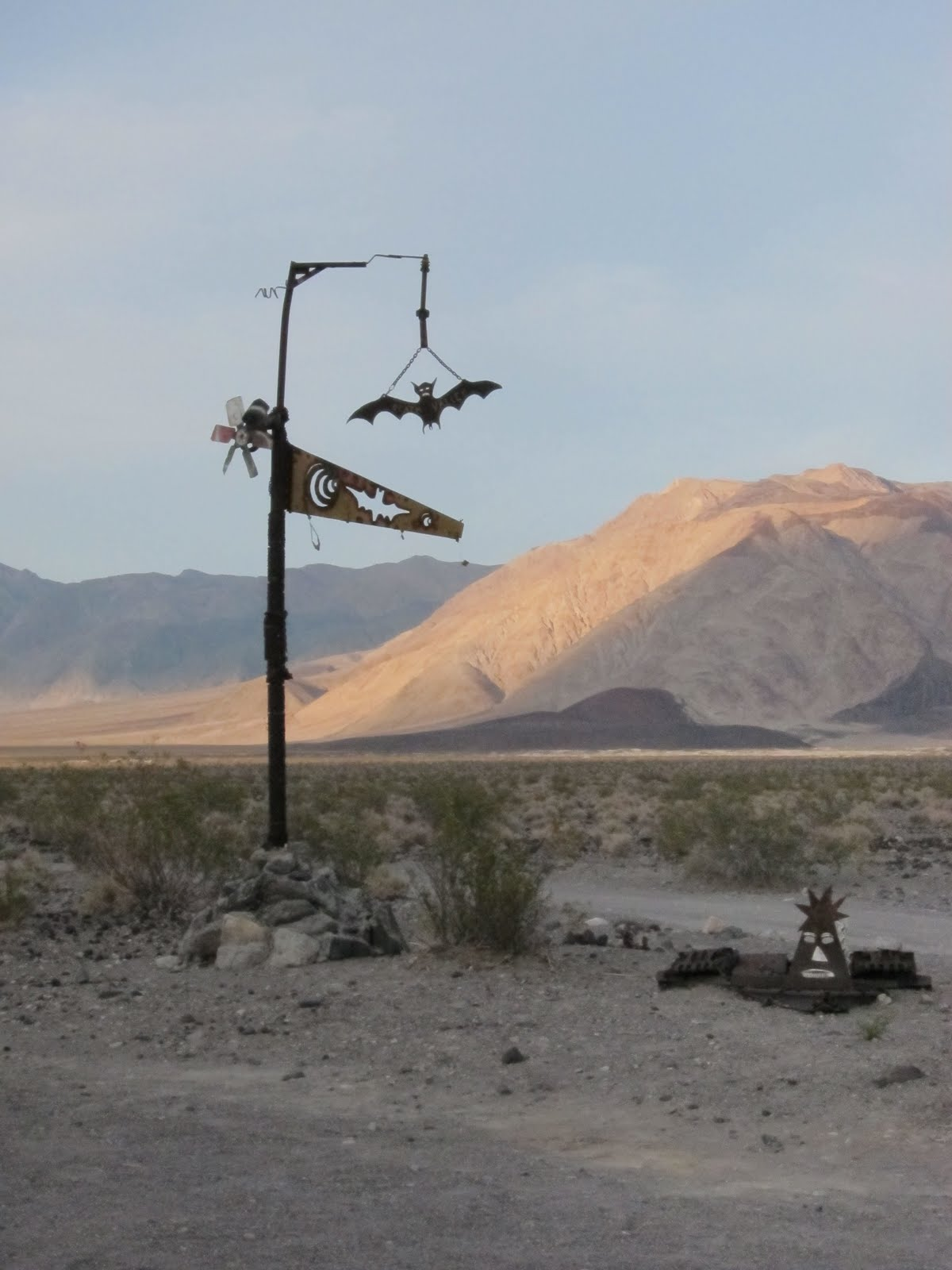 Today is Absolutely Today: Death Valley - April 2011