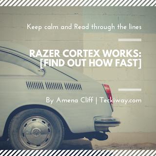 Does Razer cortex work