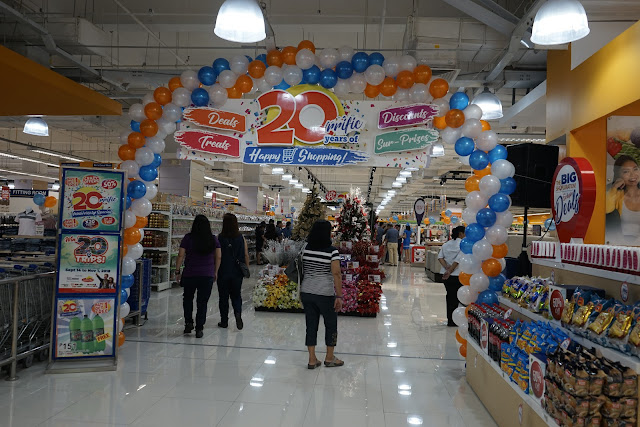 Shopwise Alabang's Relaunch; Celebrating 20 years