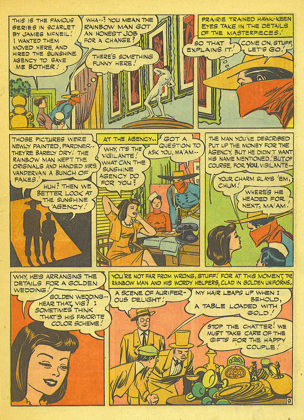 Read online Action Comics (1938) comic -  Issue #71 - 23