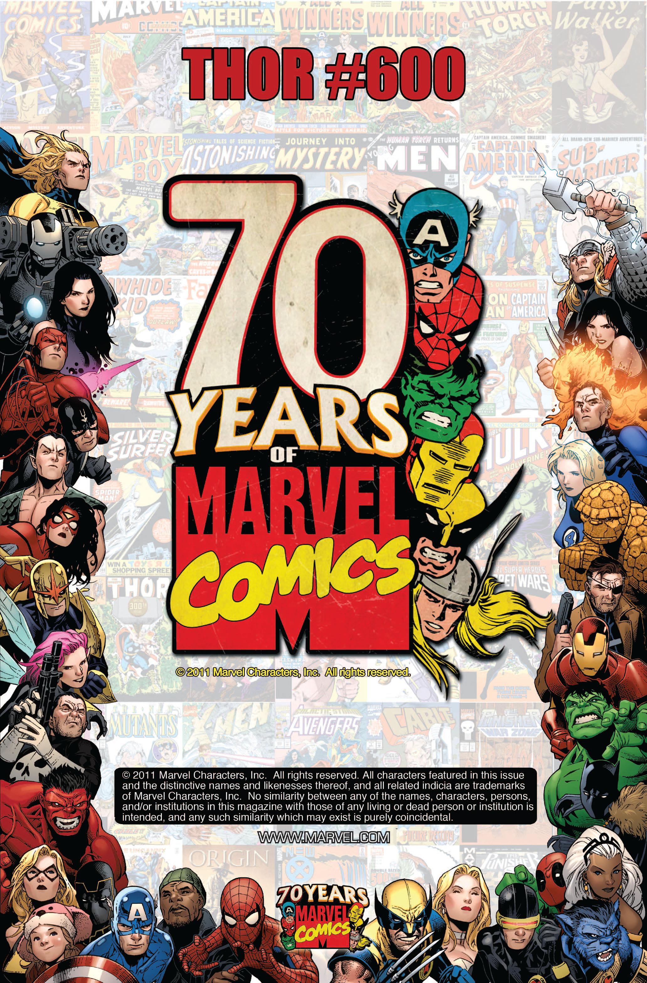 Thor (2007) Issue #600 #13 - English 3