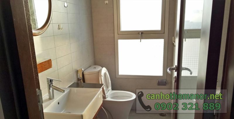 căn hộ cao cấp ở khu the manor tại tp hcm - phòng vệ sinh