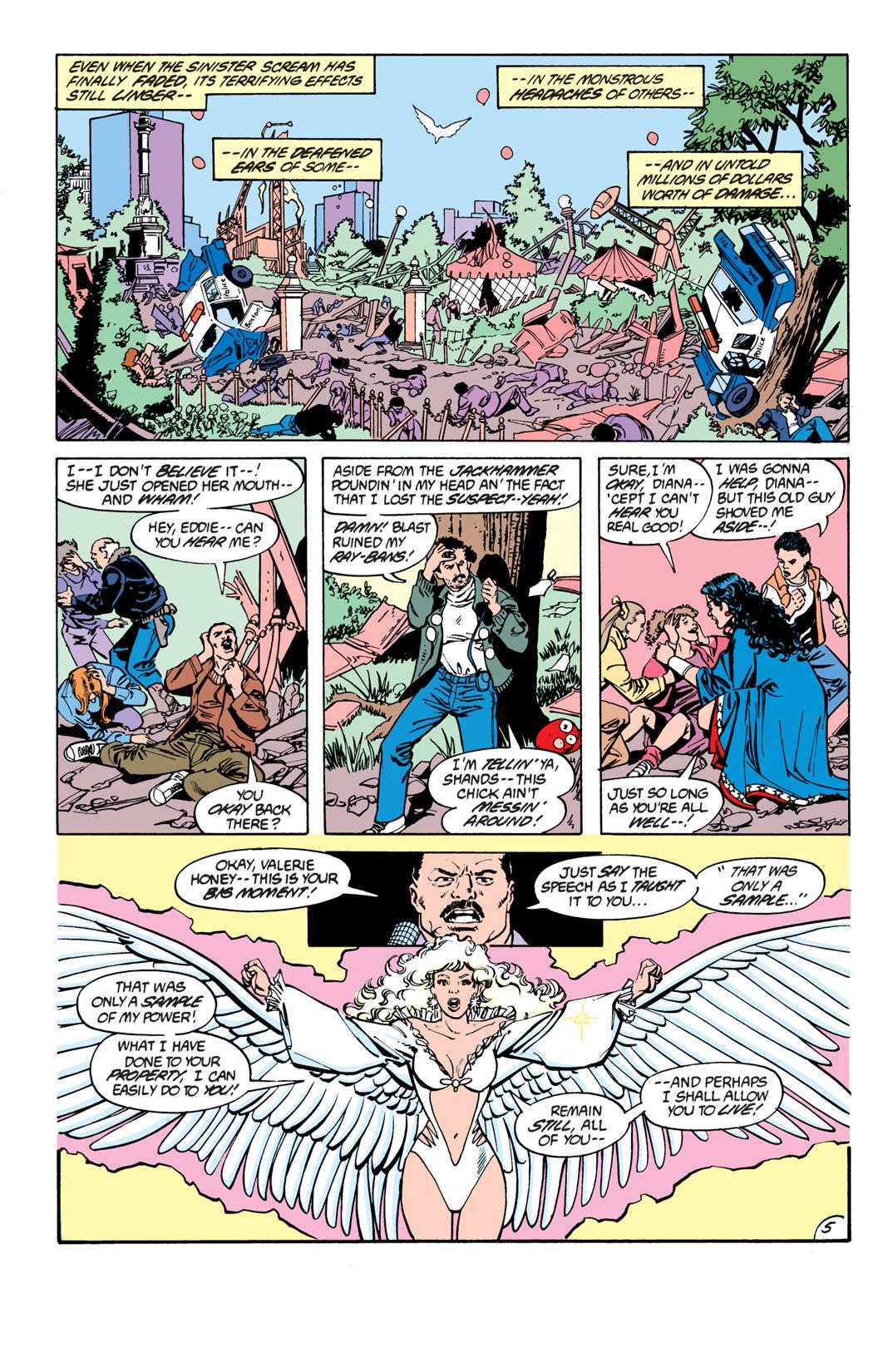 Read online Wonder Woman (1987) comic -  Issue #16 - 6
