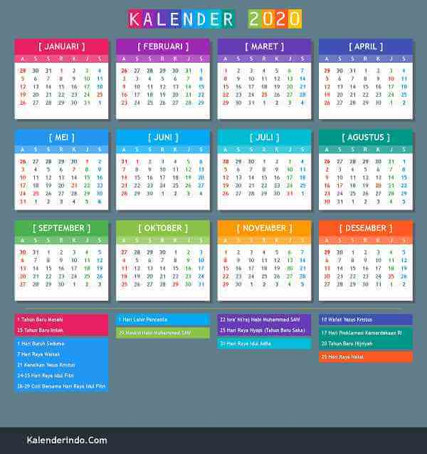 download kalender 2020 pdf
