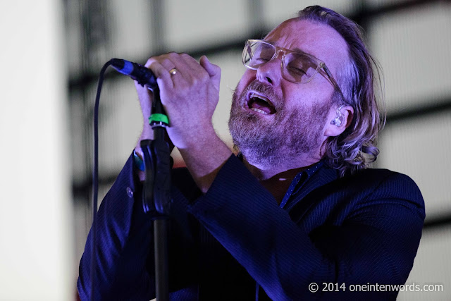 The National at Riot Fest 2014