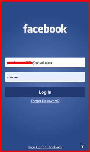 how to deactivate facebook on android phone