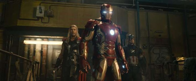 'Avengers: Infinity War' trailer is out of this world