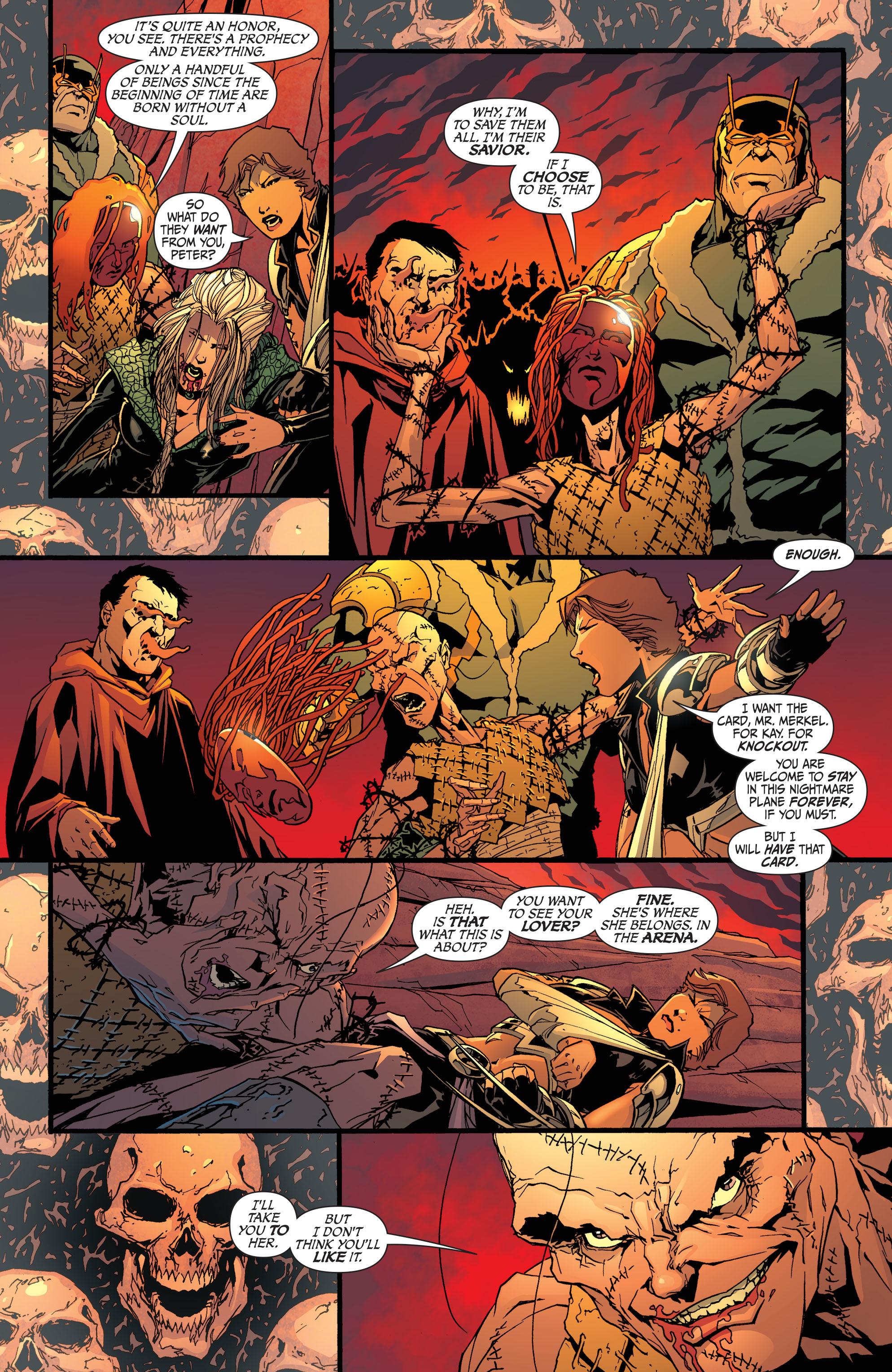 Read online Secret Six (2008) comic -  Issue #32 - 9