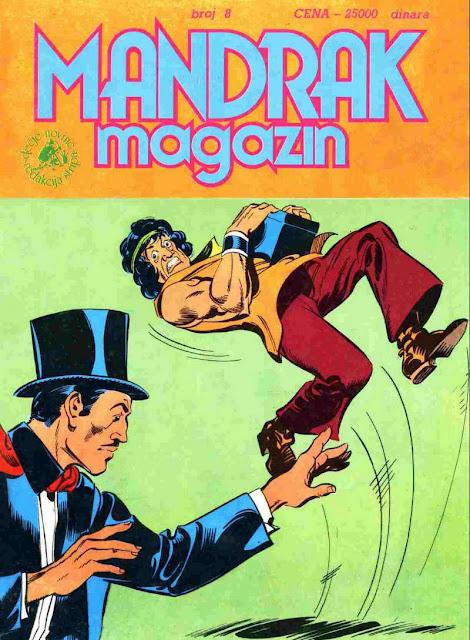 Ajkula - Magazin - Mandrak