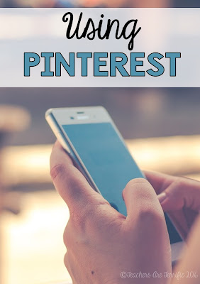 Using Pinterest: How do you choose your pins? Do you follow boards? What catches your eye while you are scrolling through your Pinterest feed? What's your favorite pin ever? This Currently blog post asks a few more questions to get you thinking!