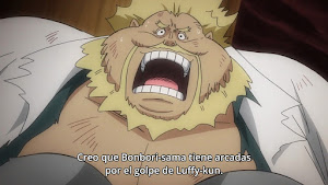 One Piece Heart of Gold Sub Español