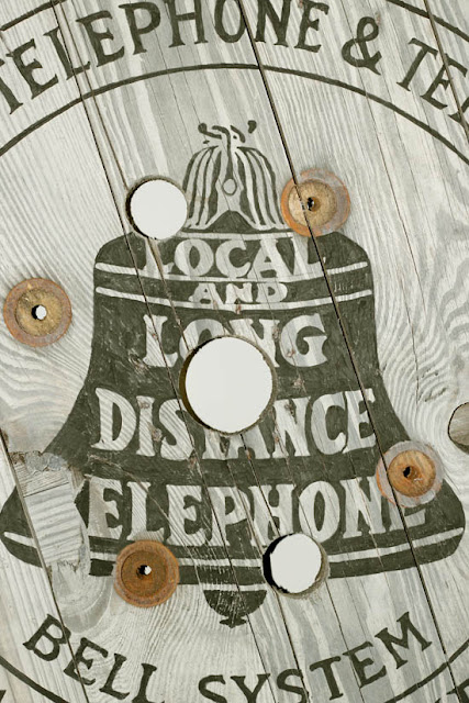 Local and Long Distance calls - Bell systems - telephone sign