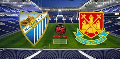 Malaga vs west ham Malaga v West Ham: Watch a Live Stream of the pre season friendly