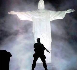 RIO2016 - Correm risco patrimônios religiosos nacionais