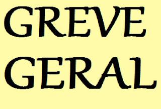 GREVE GERAL: tribunal paralisará as atividades na sexta-feira