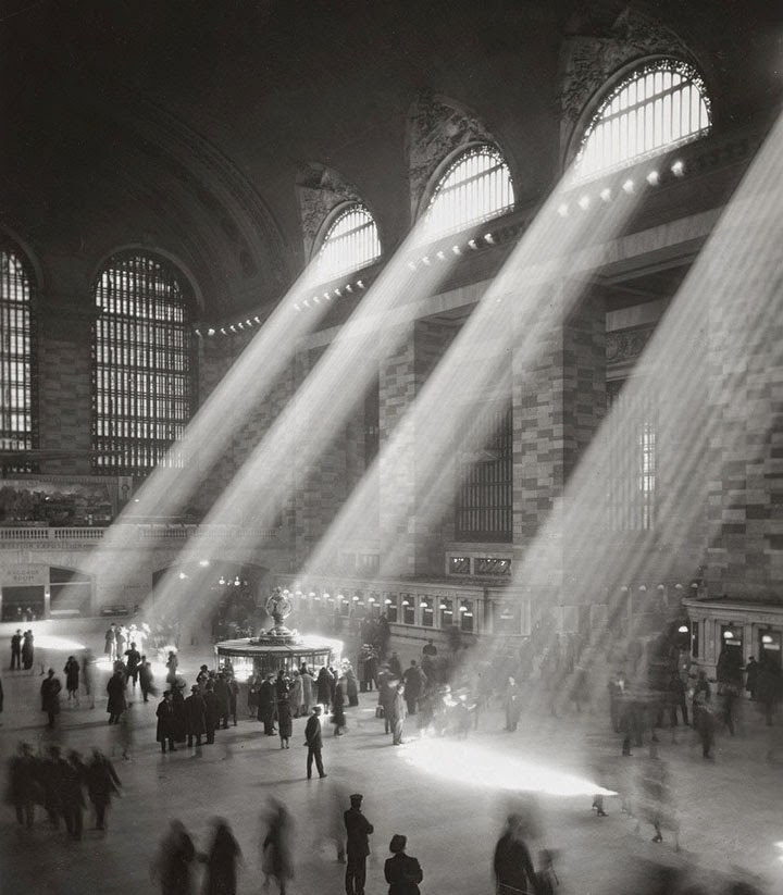 Ultimate Collection Of Rare Historical Photos. A Big Piece Of History (200 Pictures) - Grand Central Terminal