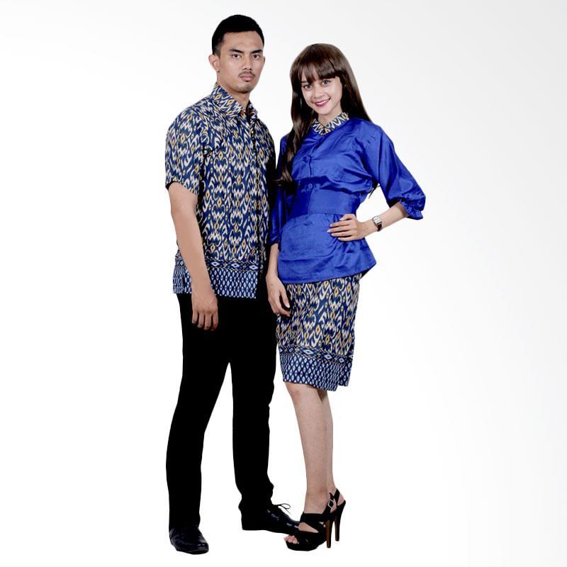 15 Model Batik Suami Istri Terbaru Dengan Motif Modern 2017