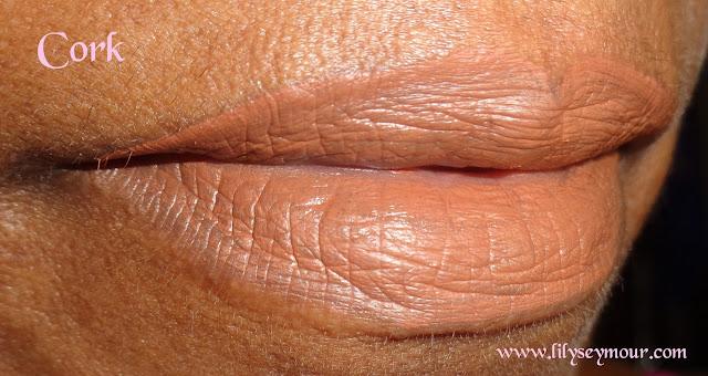Dose of Colors Cork Liquid Lipstick