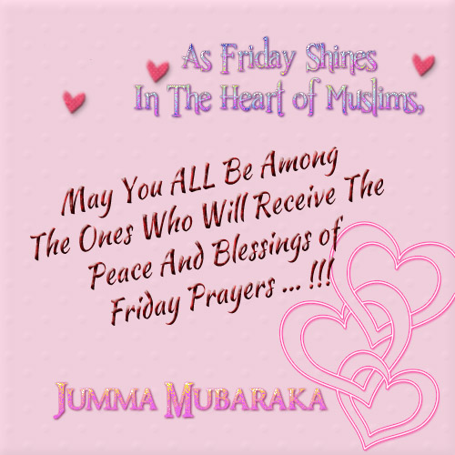 Happy Friday Quotes Islamic ~ Poetry Lovers