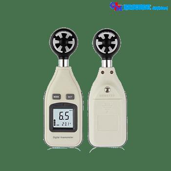 Alat Ukur Suhu Dan Kecepatan Angin | Anemometer Thermometer
