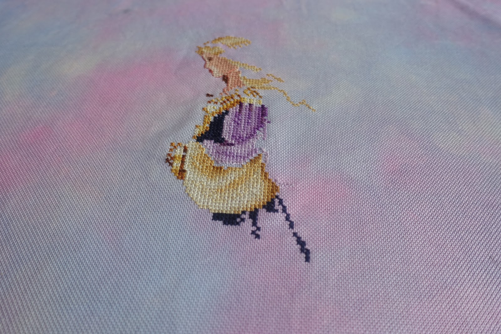 SIMPLY IN STITCHES: New Year - New Cross stitch start