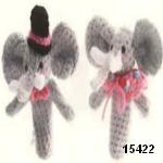 patron gratis elefante amigurumi, free pattern amigurumi elephant