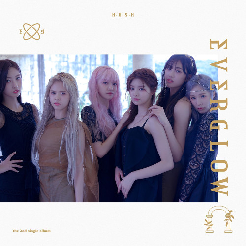 EVERGLOW - HUSH [FLAC + MP3 320 / WEB]
