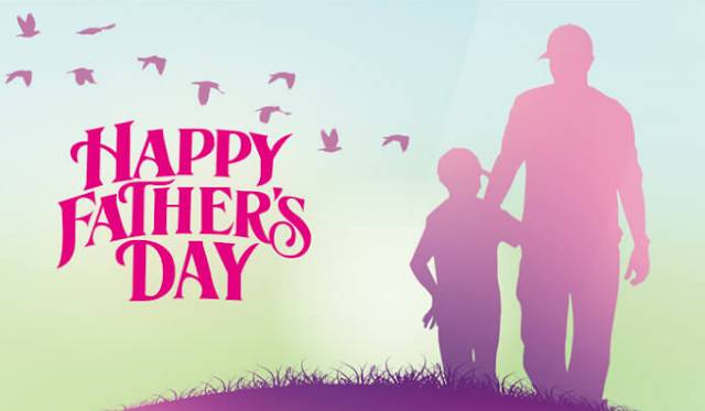 Father's Day wishes image in hindi