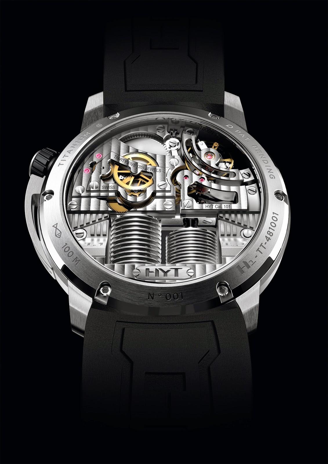 HYT watch4