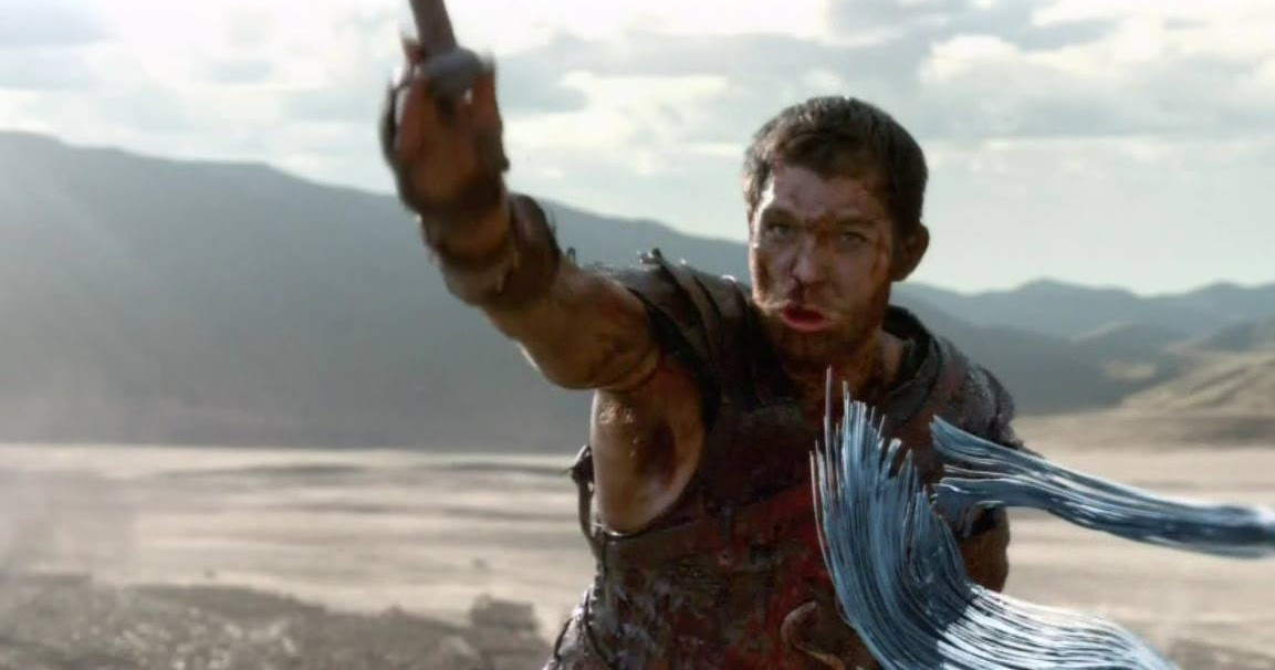 SNEAK PEEK Footage From Spartacus War Of The Damned