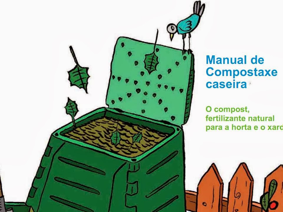 Manual de compostaxe caseira