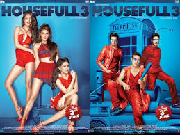 Housefull 3 2016 Movie Box Office Collections,Earnings,Predictions