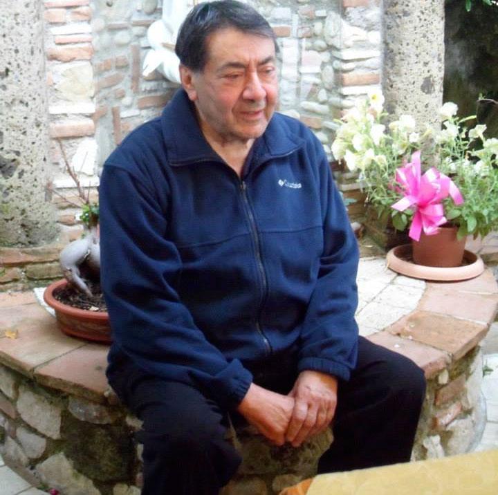 Padre Vittorio Siciliani
