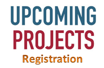 Upcoming Project information Registration
