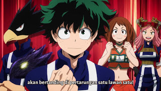 Download Boku no Hero Academia Season 2 Episode 06 Subtitle Indonesia