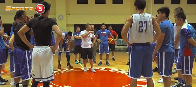 Jayson 'The Blur' Castro is Back to Lead Gilas Pilipinas! | Gilas Training Camp (VIDEO)