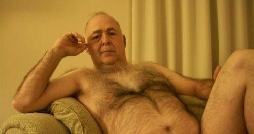 Gay peludos hombres mayores