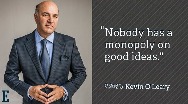 Kevin O'Leary Mr Wonderful Shark Tank Frugal Business Quotes Mike Schiemer Boston Cambridge