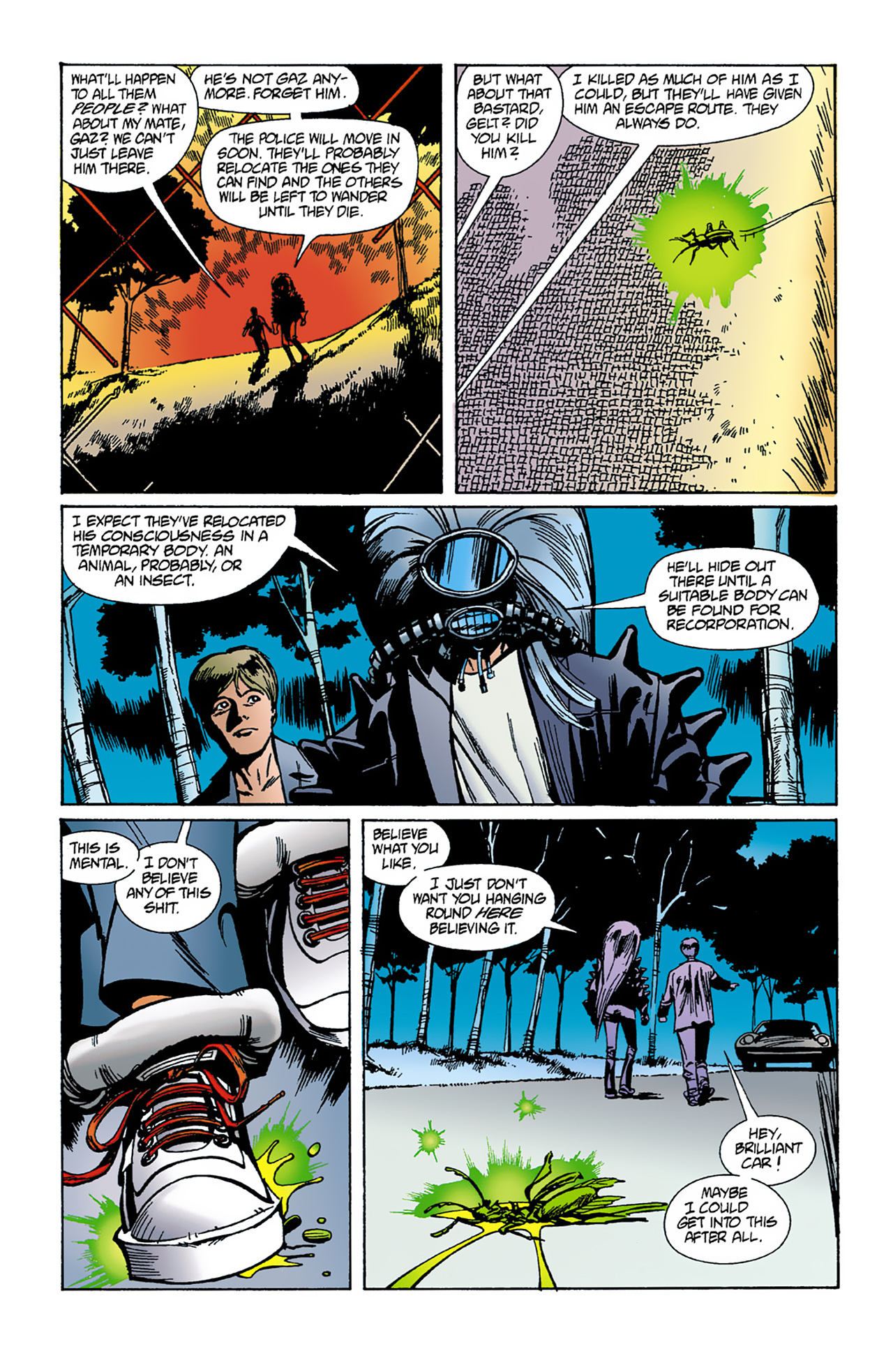 The Invisibles (1994) 1 Page 38