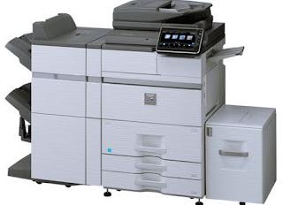 SHARP MX-M754N Printer Driver Download