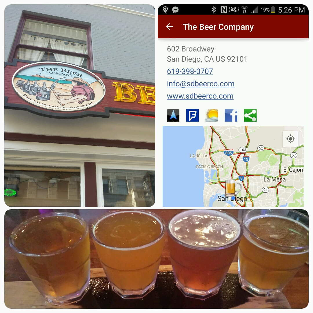 Pacific Beach Ale House: WineCompass: Round Two Of Exploring San Diego Breweries